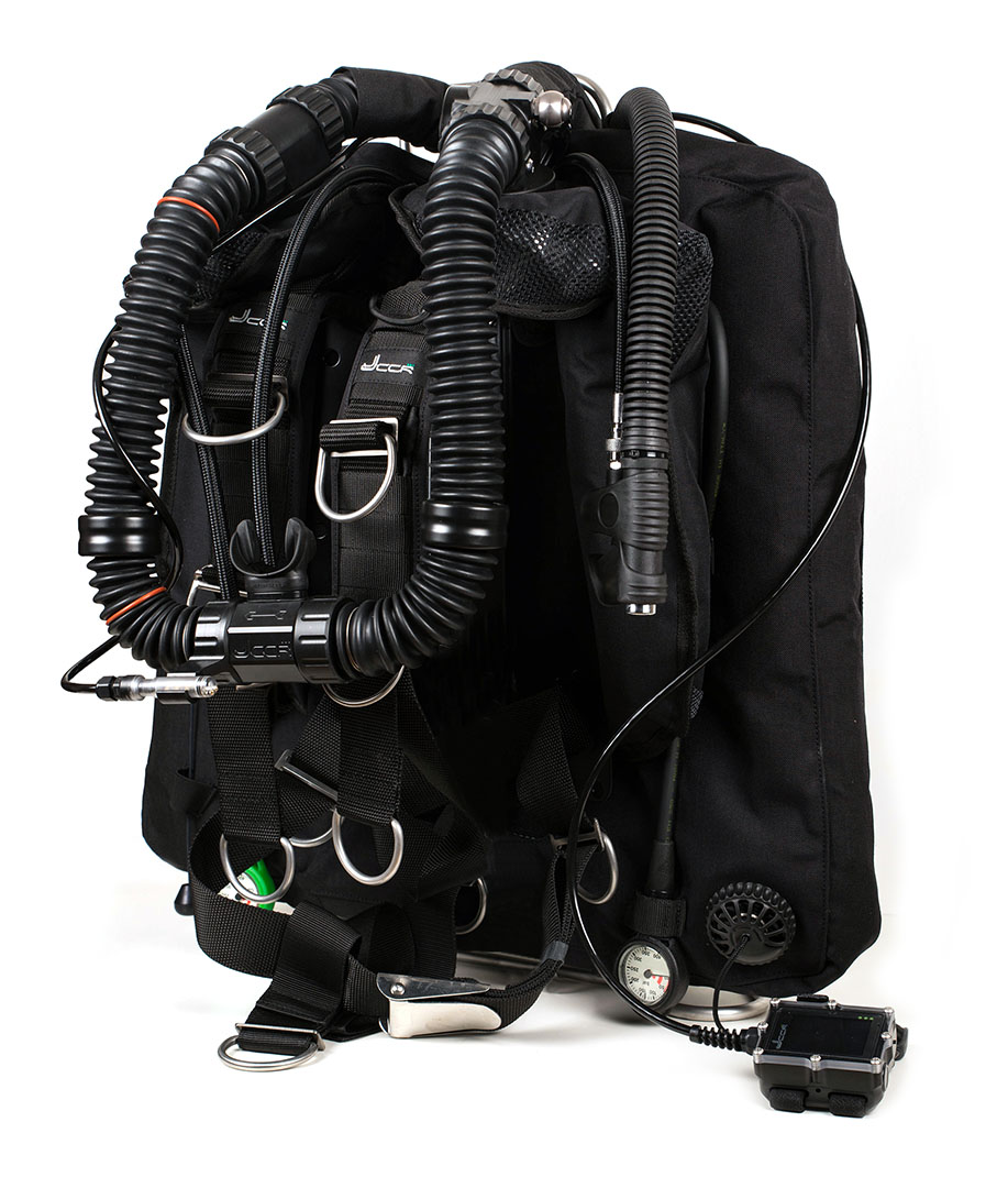 Distributing the JJ-CCR in the United States Rebreathers USA